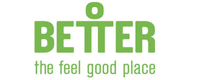 Better the feel good place Logo